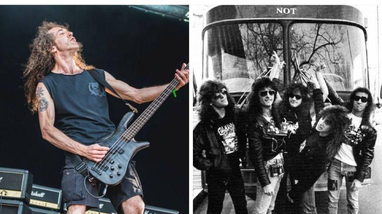Dan Lilker e Anthrax