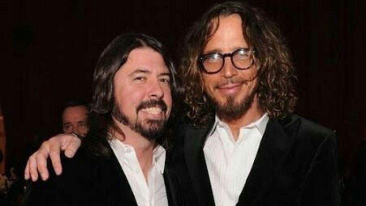 Dave Grohl e Chris Cornell