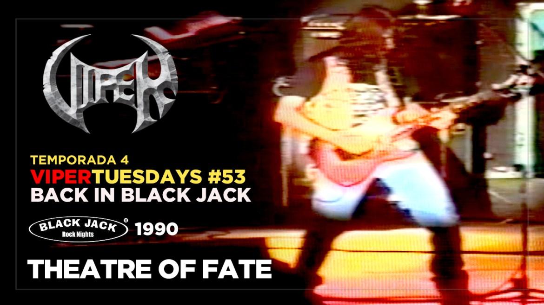 Theatre Of Fate - Back in Black Jack 1990 - VIPER Tuesdays
