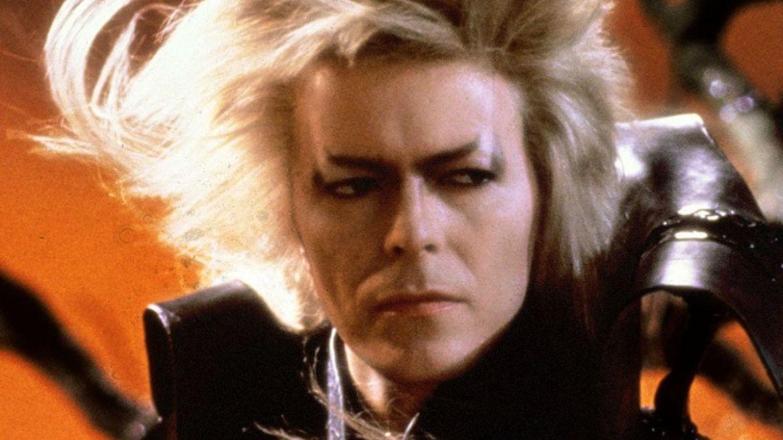 David Bowie no filme 'Labirinto