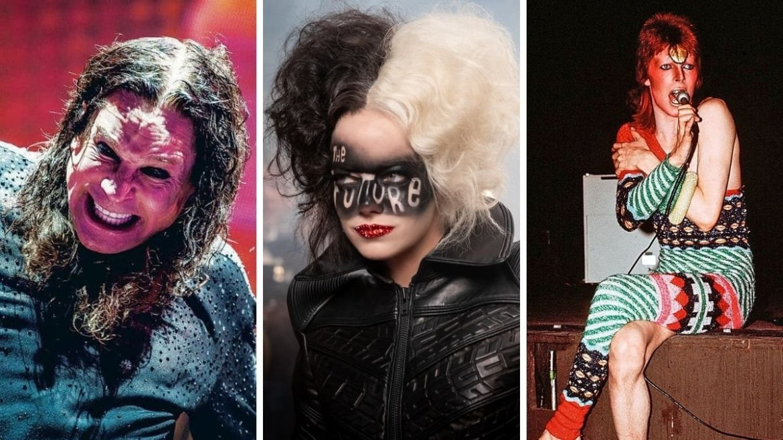 Ozzy Osbourne, Emma Stone e David Bowie
