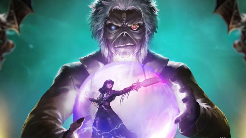 Iron Maiden e Lacuna Coil no jogo 'Legacy Of The Beast'