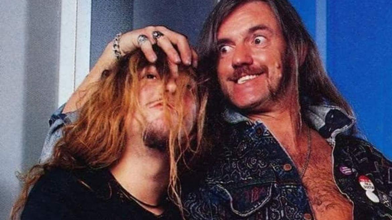 Max Cavalera e Lemmy