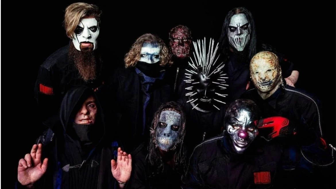 Slipknot na era 'We Are Not Your Kind'