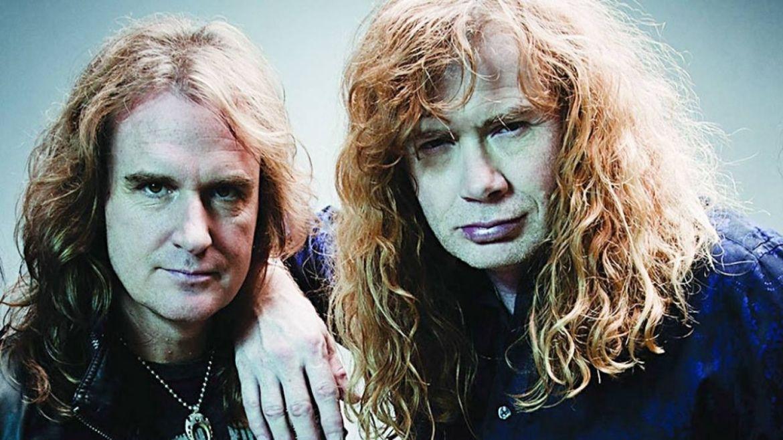 David Ellefson e Dave Mustaine