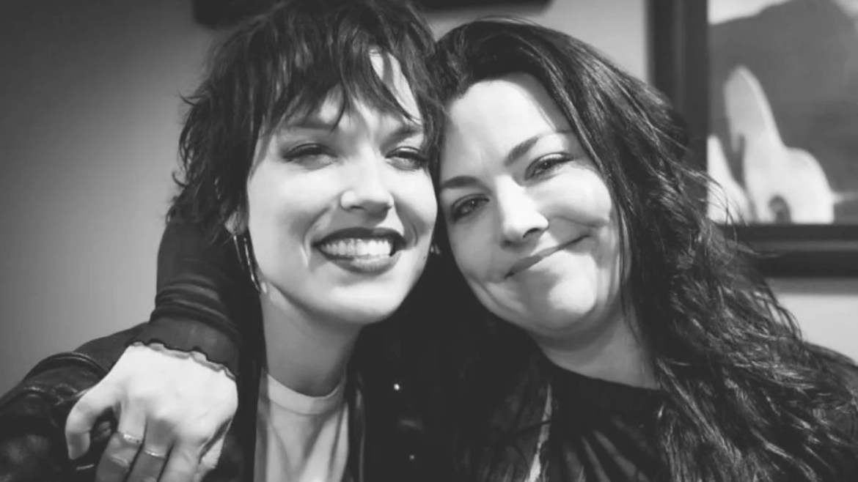 Amy Lee e Lzzy Hale