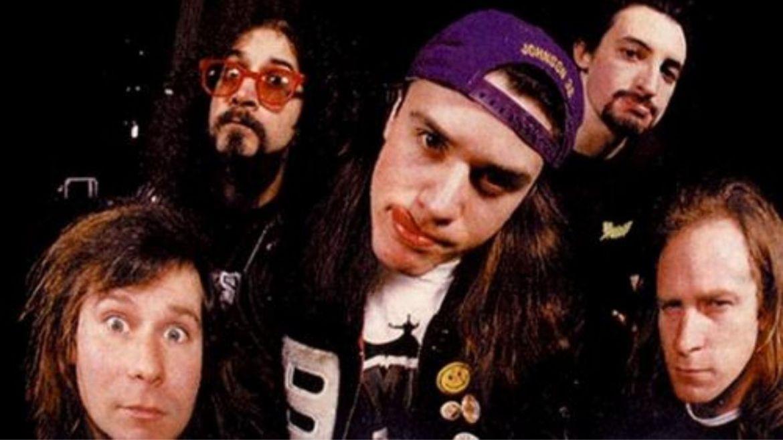 Faith No More nos anos 1990