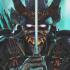 "Eddie samurai em ""The Writing of The Wall"""