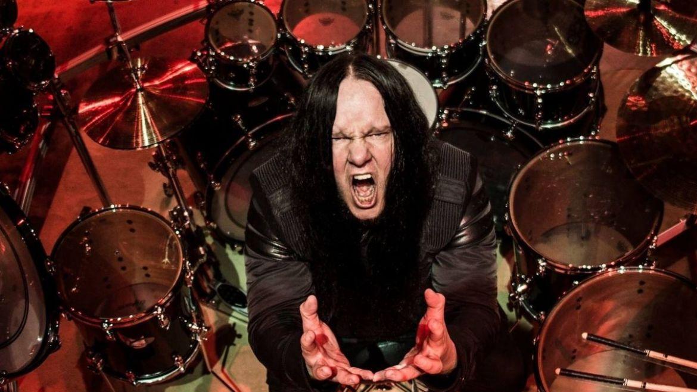 Joey Jordison em 2017