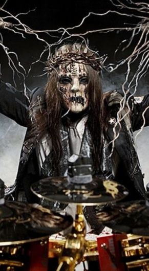 Joey Jordison no Slipknot