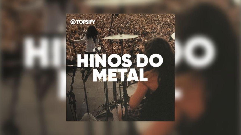 Playlist Warner de Hinos do Metal