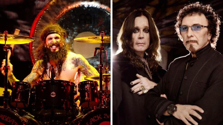 Tommy Clufetos e Black Sabbath