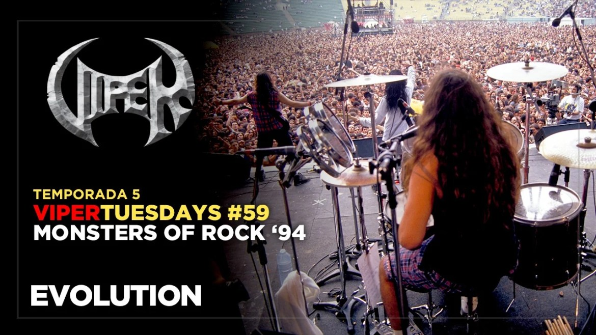 Evolution - Monsters of Rock 94 - VIPER Tuesdays