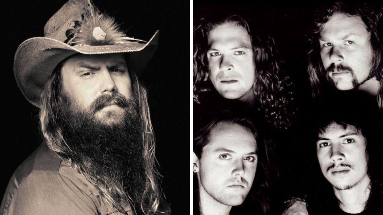 Chris Stapleton e Metallica