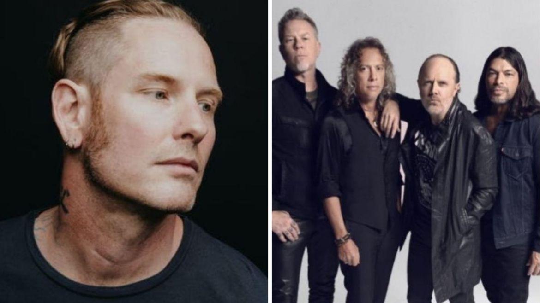 Corey Taylor e Metallica