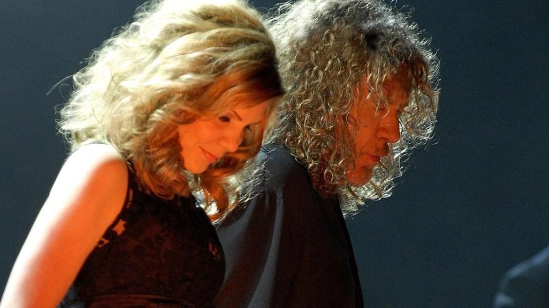 Robert Plant e Alison Krauss