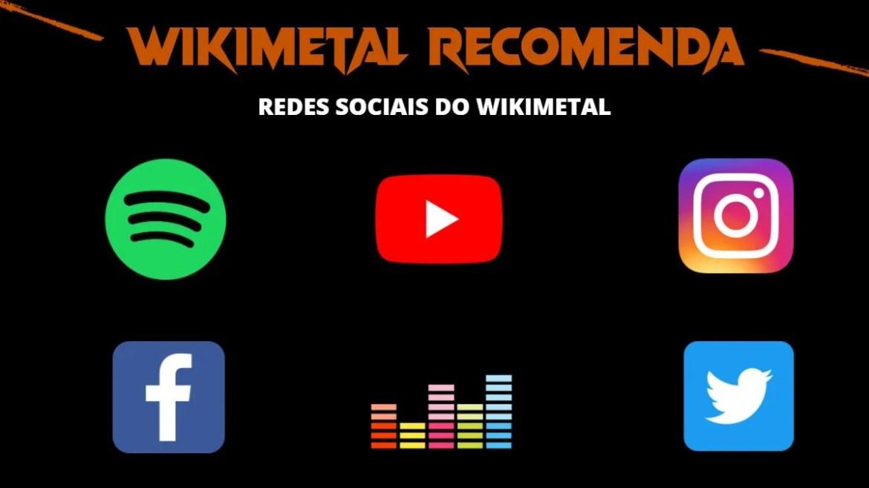 Wikimetal Recomenda: redes sociais do Wikimetal