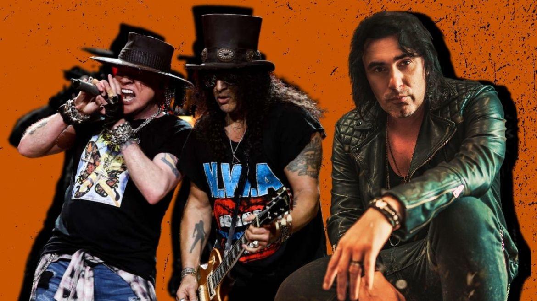 Guns N' Roses e Alírio Netto