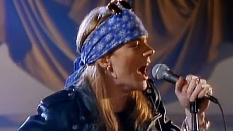 """Clipe de """"Sweet Child O' Mine"""" do Guns N' Roses"""