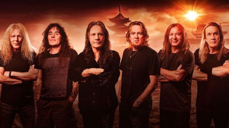 Iron Maiden lança o novo álbum