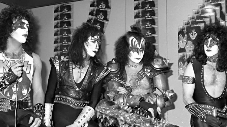 Kiss no Brasil em 1983