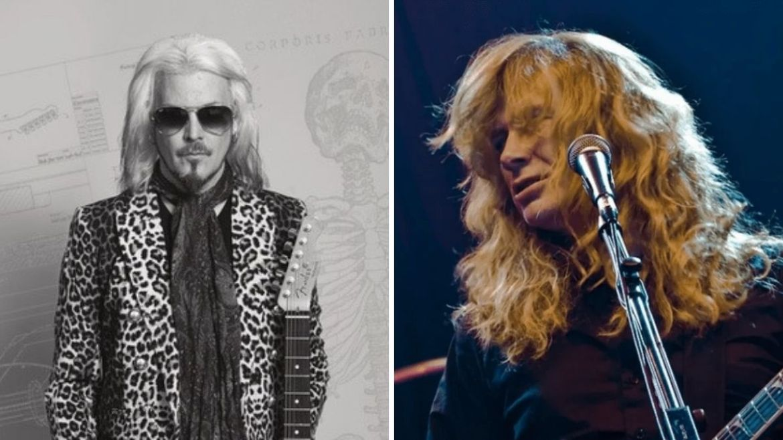 John 5 e Dave Mustaine