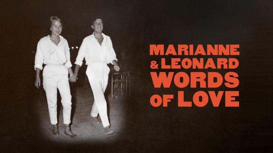 'Marianne e Leonard: Palavras de Amor'