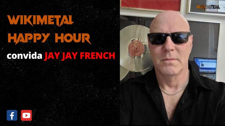The Wikimetal Happy Hour com Jay Jay French
