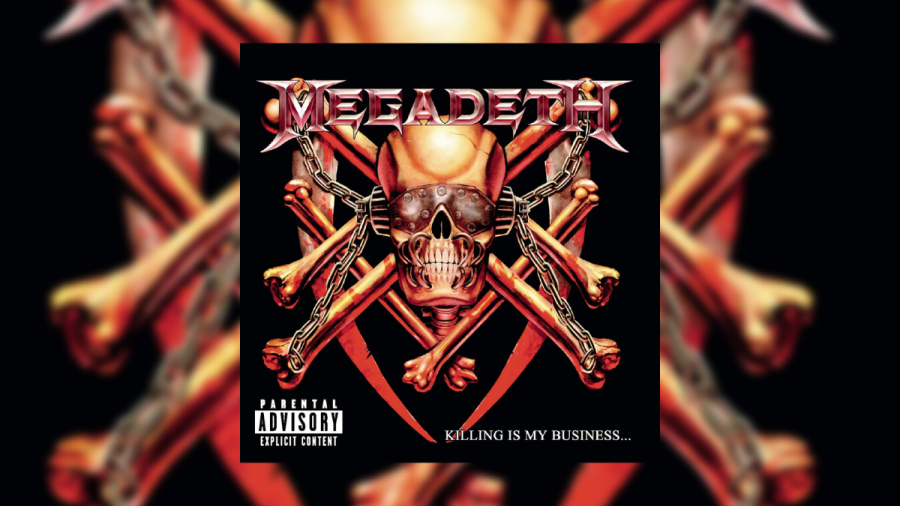 Megadeth - ' Killing Is My Business... and Business Is Good! (1985) 4. Rust in Peace'