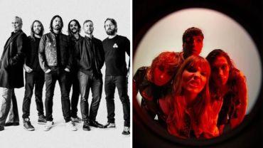 Foo Fighters e Maneskin