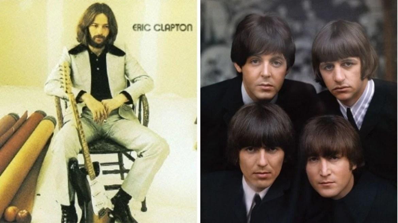 Eric Clapton e Beatles