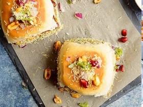 दाबेली रोल ची रेसिपी | dabeli roll recipe in marathi