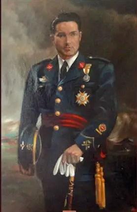 Busto del aviador González Gallarza