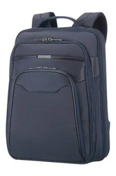 mochila portatil azul