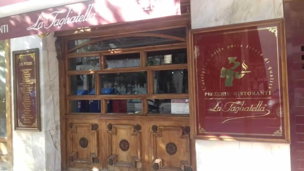 restaurantes italianos en logroño