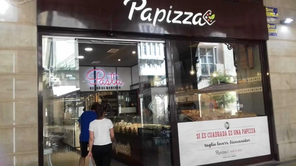 restaurante italiano logroño siete infantes lara