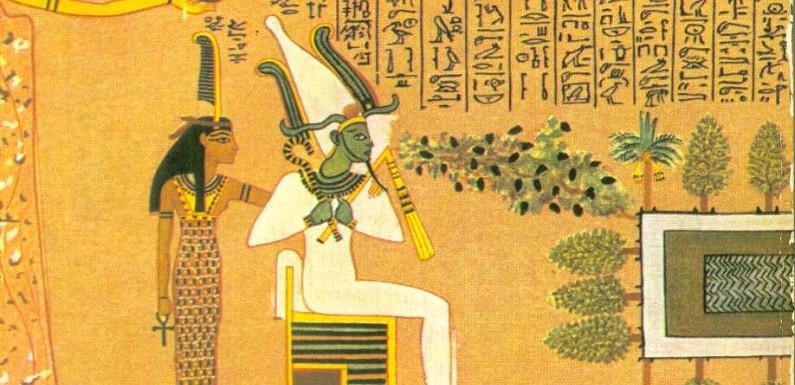 El Mito de Isis y Osiris