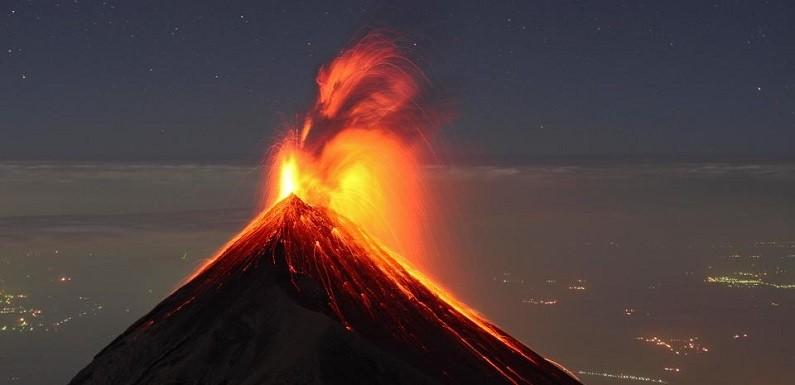 Volcanes