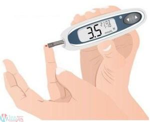 قياس السكر