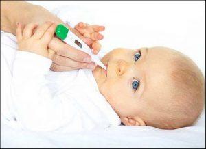 Suhu Normal Bayi Baru Lahir Hingga 3 Bulan