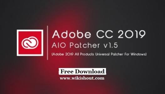 Adobe Universal Patcher 2019-www.wikishout.com