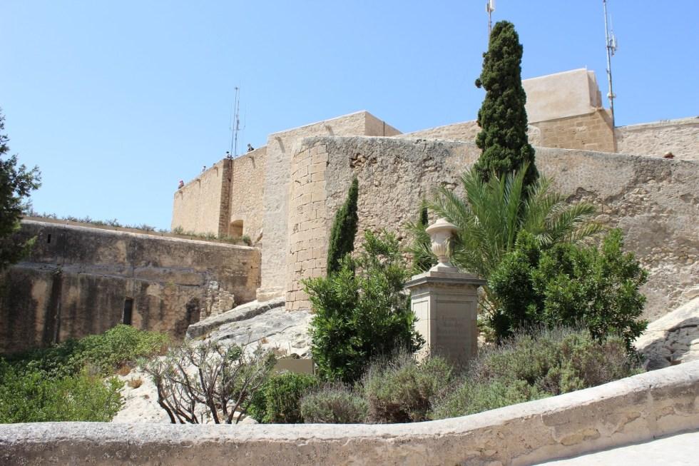 De Legende Van De Stad Alicante