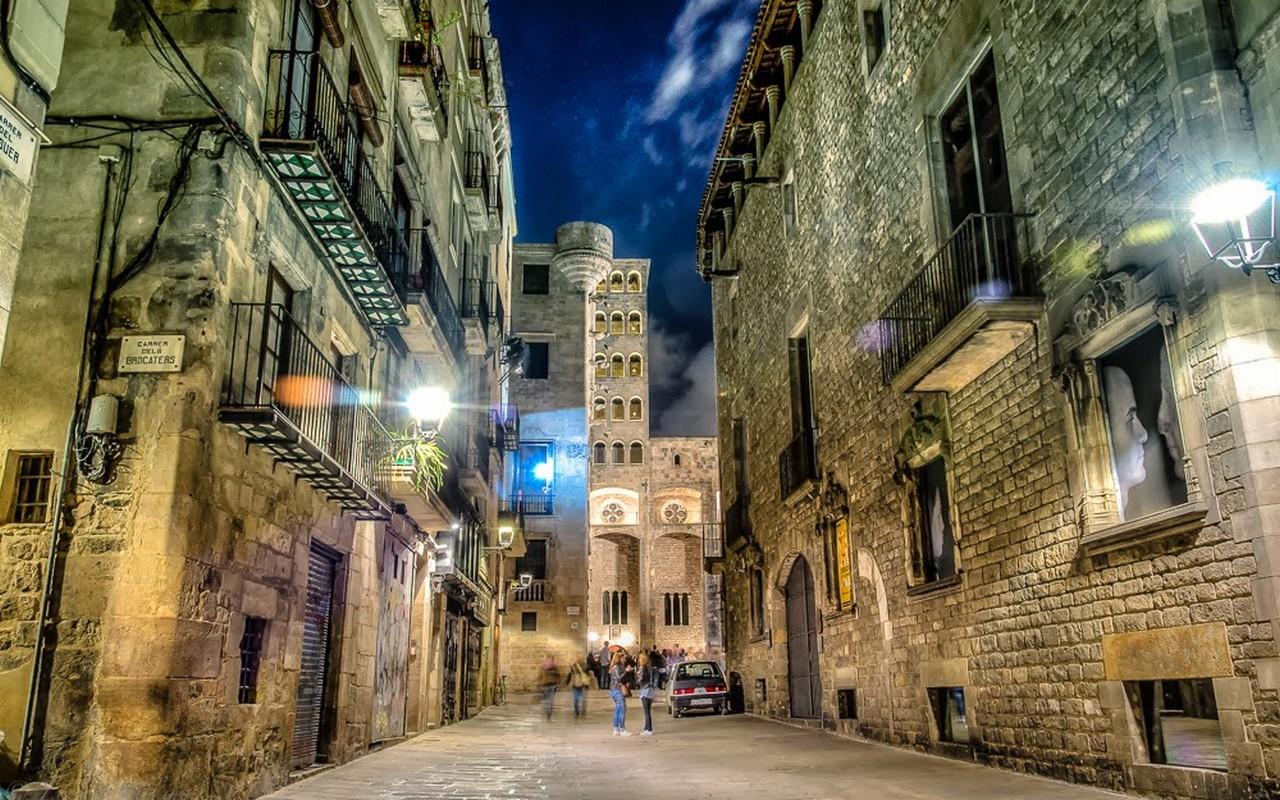 Barcelona – Foto Luis Olivella