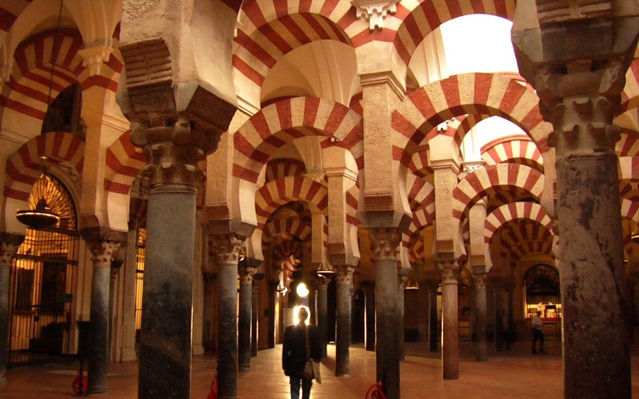 De Mezquita in Cordoba, een groot juweel van de Andalusisch – Arabische kunst