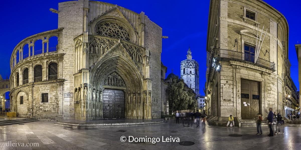 Catedral de Valencia (Valencia) – foto Domingo Leiva