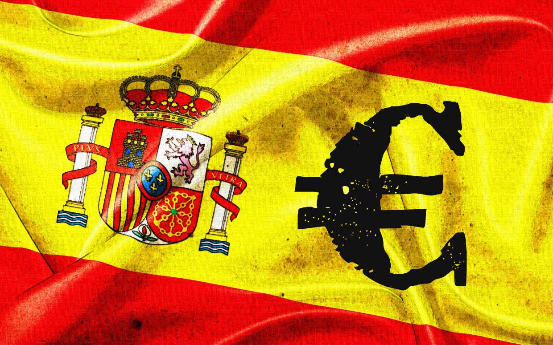 De Economie In Spanje