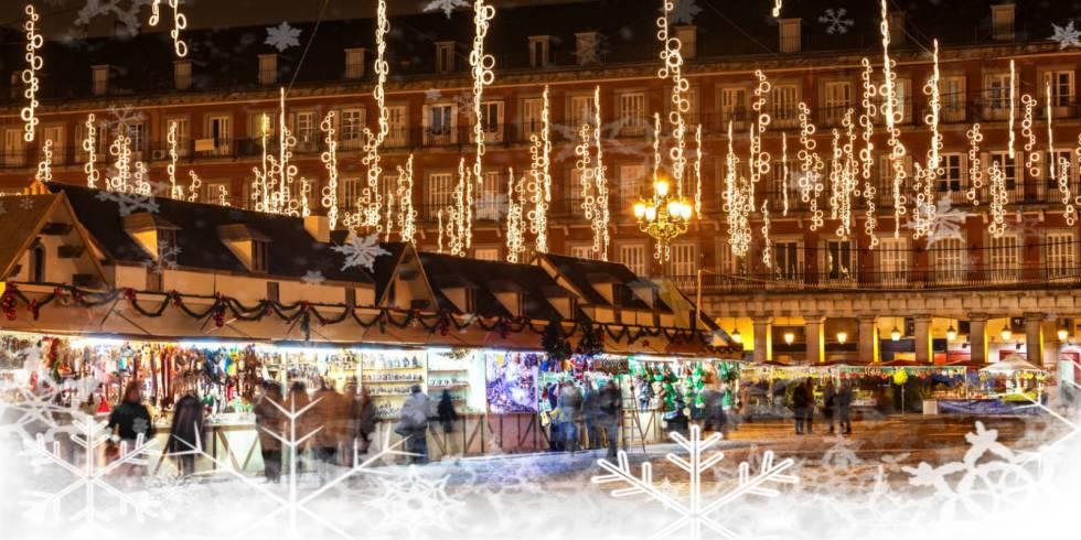 De Beste En Bekendste Kerstmarkten Van Spanje