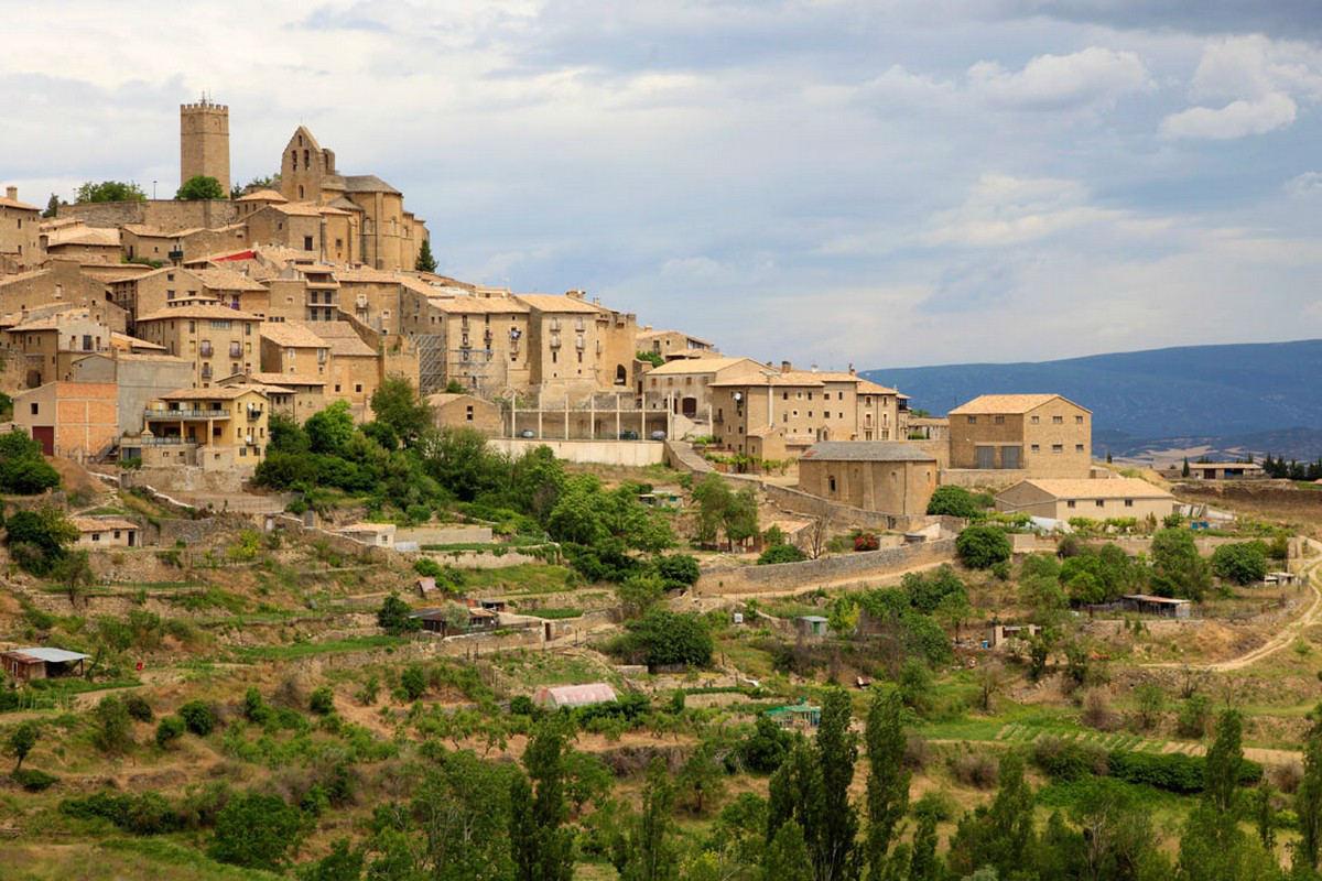 Sos Del Rey Católico (Aragon)