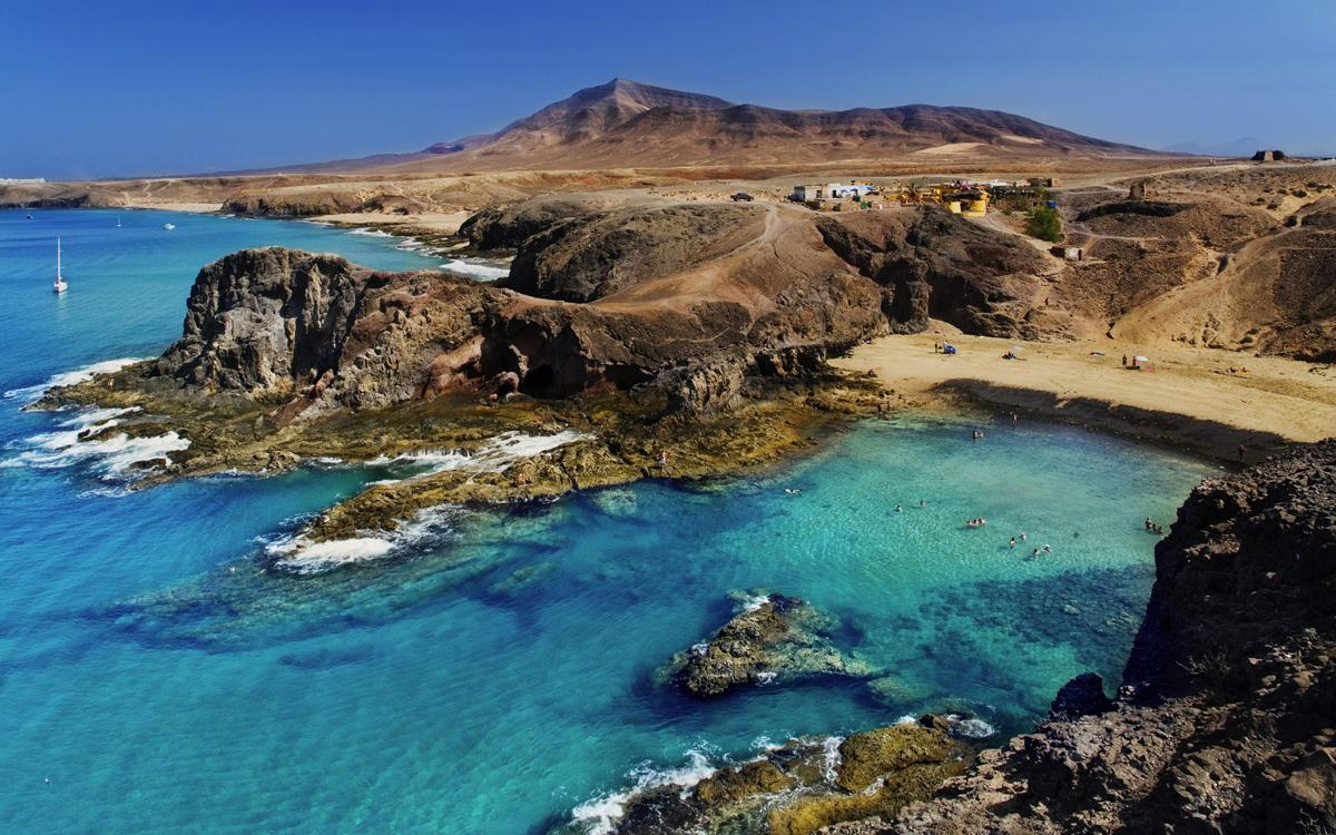 Playa Papagayo (Lanzarote)