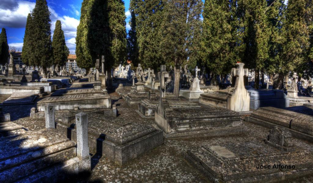 Cementerio Sanjusto